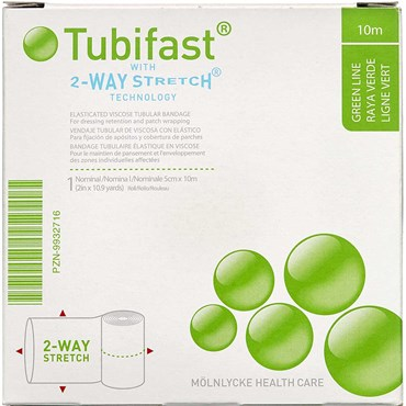 Tubifast 2-WAY Stretch GRØN 1 stk thumbnail