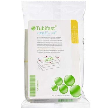 Tubifast 2-WAY Stretch GUL 10,75 cm x 1 m. 1 stk thumbnail