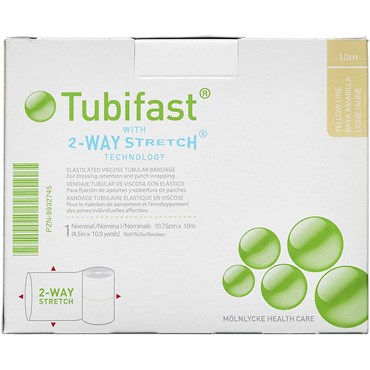 Tubifast 2-WAY Stretch GUL 1 stk thumbnail
