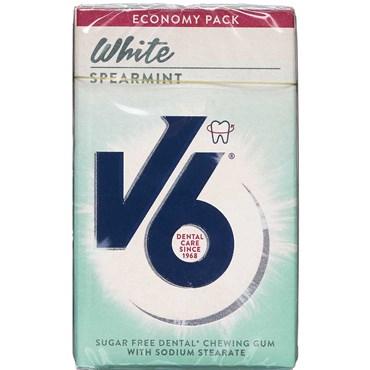 V6 Økopakke Spearmint White 1 stk thumbnail