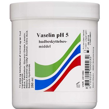Image of   Vaselin pH 5 hudbeskyttelses­middel S.A. 250 ml