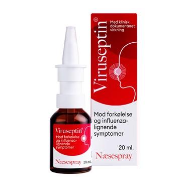 Veruseptin næsespray 20 ml thumbnail