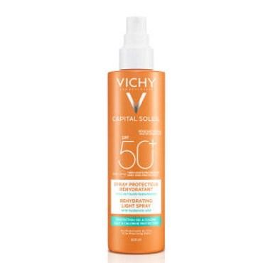 Vichy cap. sol. beach spray 50 spf+ml thumbnail