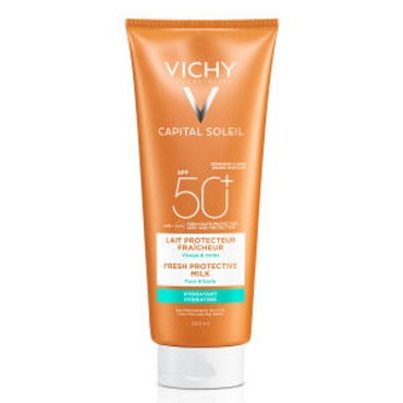 Image of   Vichy Capital Ideal Soleil Solcreme SPF50+ 300 ml