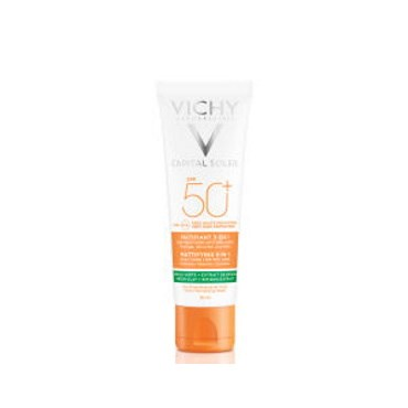 Image of   Vichy capital soleil mat.solcreme SPF 50 50 ml