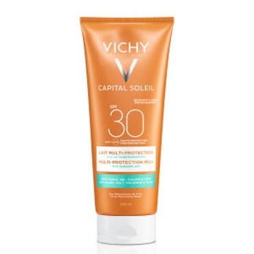 Image of   VICHY CAP.SOL. BEACH PRO. MILK SPF 30 200 ml