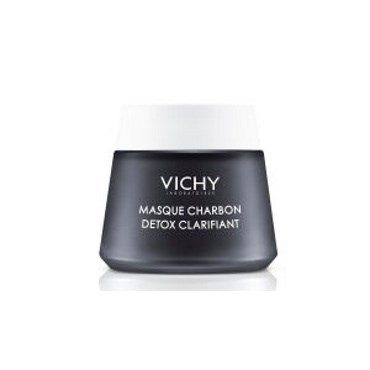 Image of   Vichy clarifying charcoal mask 75 ml