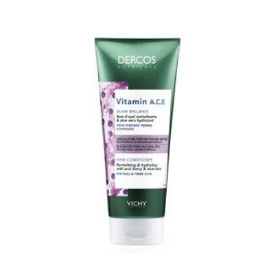 Image of   Vichy dercos nutrients vitamin 200 ml