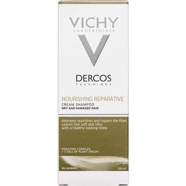 Vichy Dercos Shampoo 200 ml thumbnail