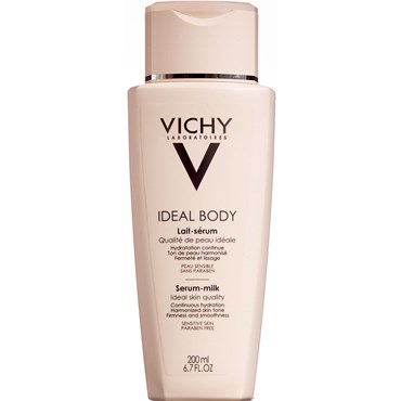 Image of   Vichy Ideal Body Serum-bodylotion, normal/tør hud 200 ml