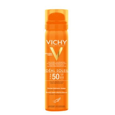 Image of   VICHY IDEAL SOLEIL FACE MIST SPF50+ 75 ml