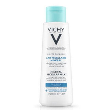 Vichy pur.therm micellar milk 200 ml thumbnail