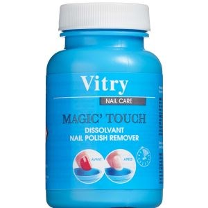 Image of   Vitry MagicTouch neglelakfjerner 75 ml