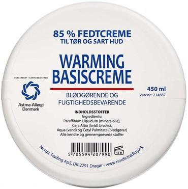 Warming Basiscreme i krukke 450 ml thumbnail
