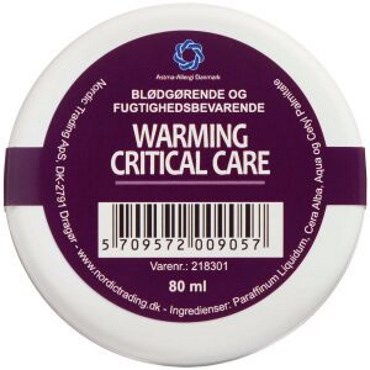 Warming Critical Care 80 ml thumbnail