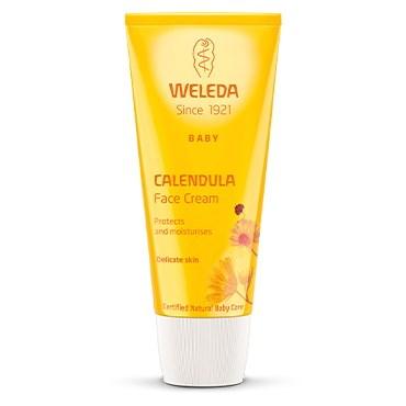 Weleda Baby Calendula Facial Cream