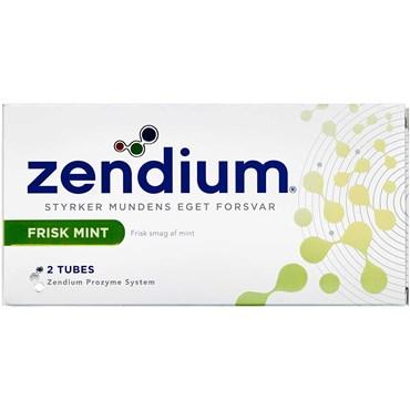 Zendium Frisk Mint tandpasta 2 x 50 ml thumbnail